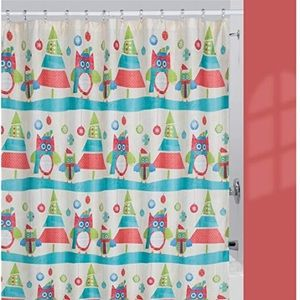 Other - Owl shower curtain